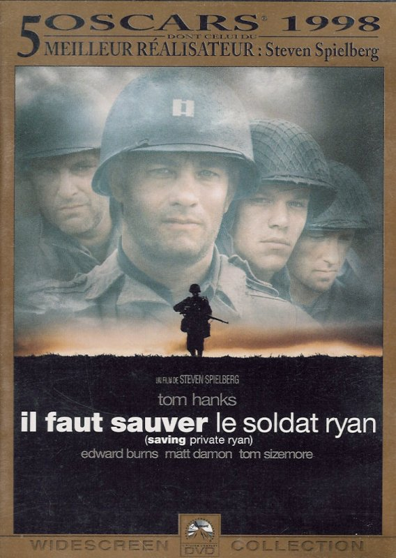 il faut sauver le soldat ryan blog cinema de cinematographiquetonnant d. Black Bedroom Furniture Sets. Home Design Ideas