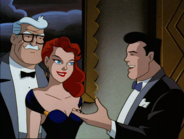 Did they go to far? The BTAS and Batman Beyond mythos  | DC