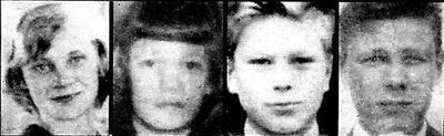 Enigme du triple meurtre du Lac Bodom en Finlande.
